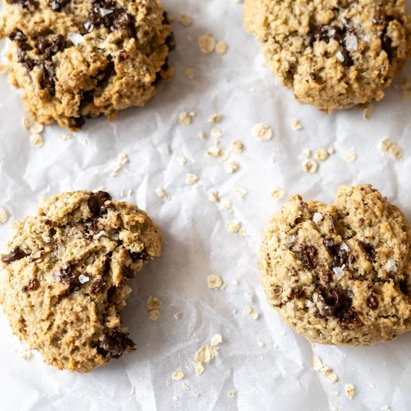 Dark Chocolate and Coconut Lactation Cookie Recipe